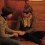 Январь 2011. Дома с друзьями